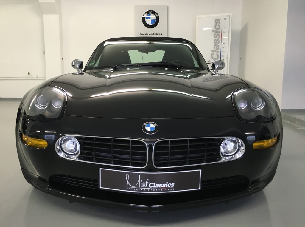 SOLD! BMW Z8 – Mint Classics