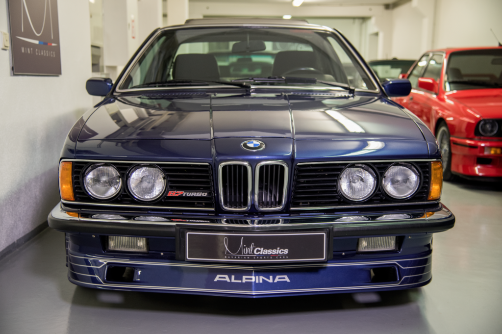 Alpina B7 Turbo Sold Mint Classics
