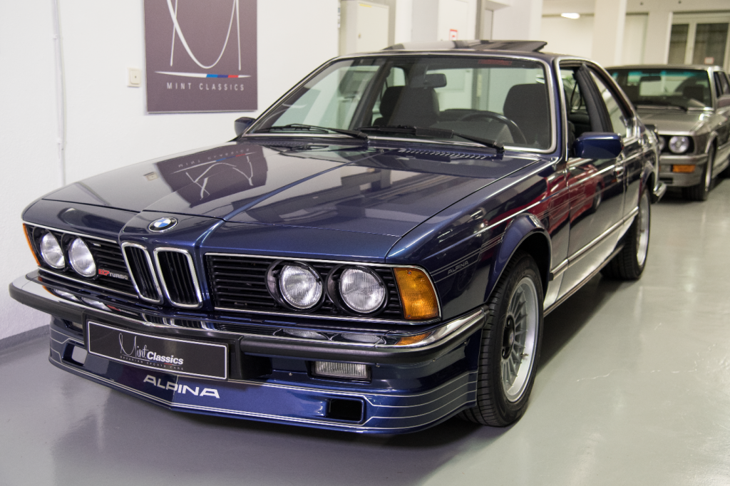 Alpina B7 Turbo Mint Classics