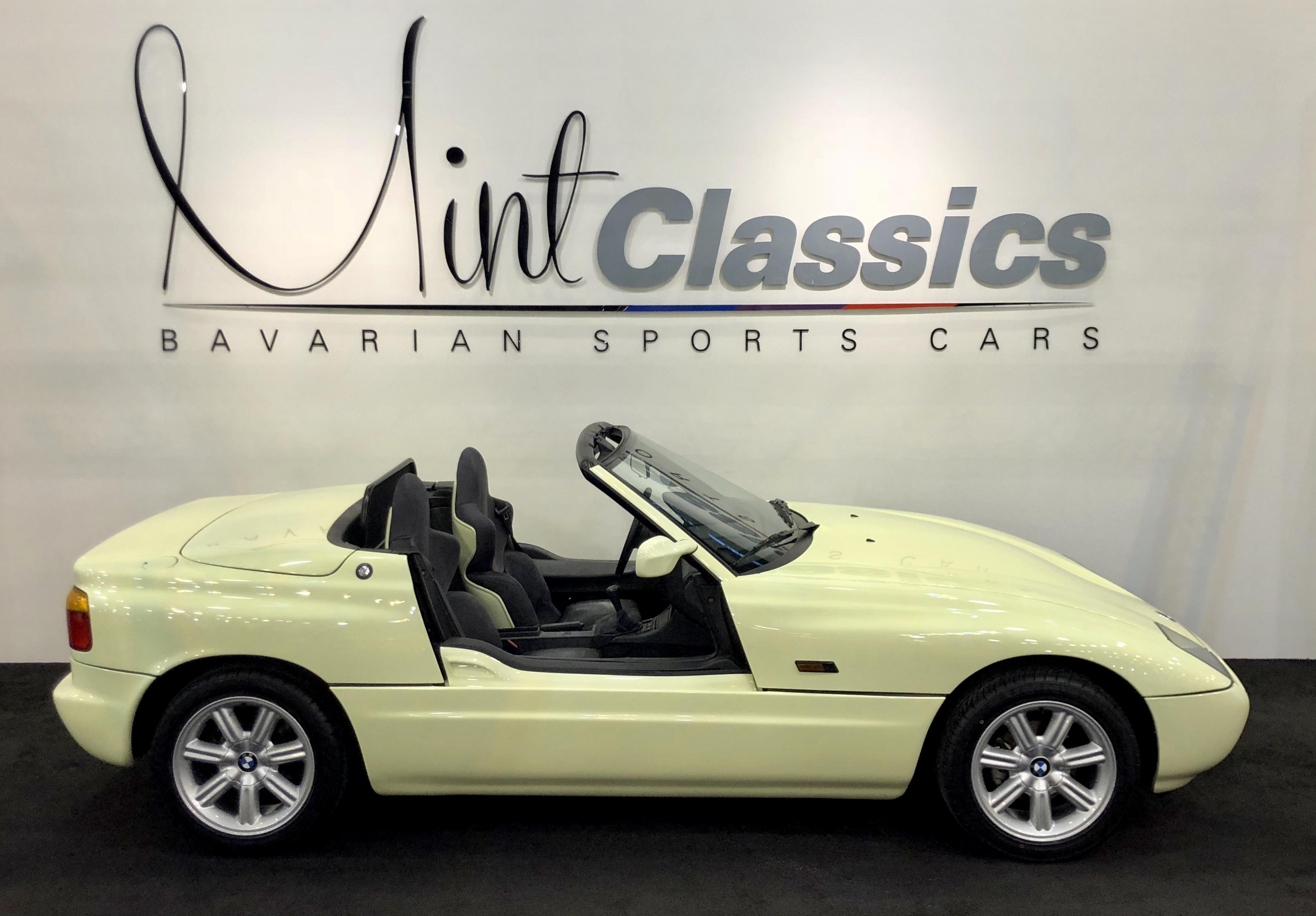 Sold Bmw Z1 Roadster Mint Classics
