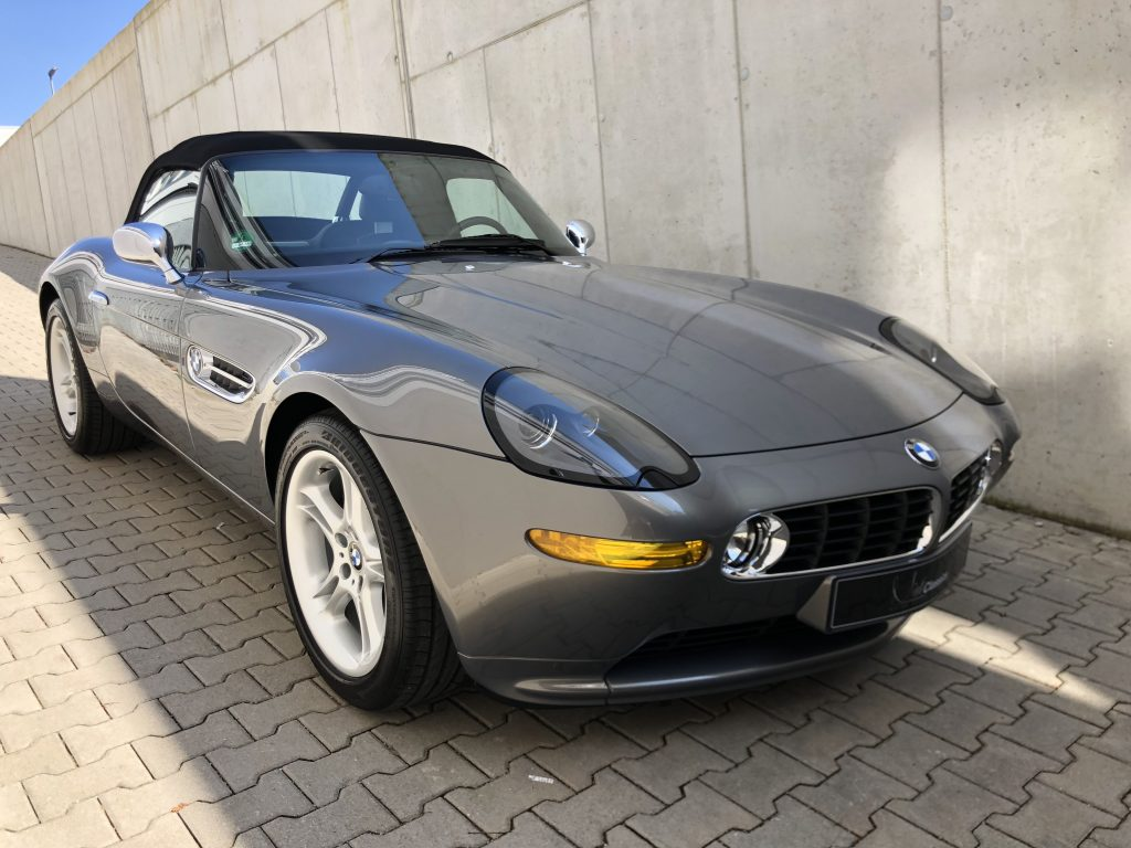 Bmw Z8 Roadster Mint Classics